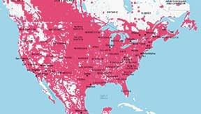T-Mobile Coverage Map